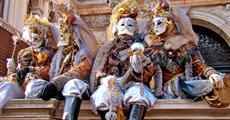 Karneval v Benátkách s Festa delle Marie