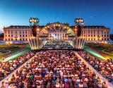 Vídeň s letním koncertem filharmoniků v Schönbrunnu - odjezd Brno