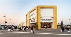 Black Friday - předvánoční nákupy v outletovém centru Parndorf
