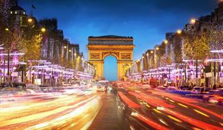 Vánoční Paříž - adventní romantika pod Eiffelovou věží