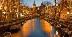 Adventní Amsterdam, Festival světla a degustace sýrů