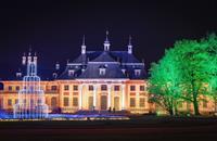 Vánoční Drážďany a kouzelná zahrada na zámku Pillnitz