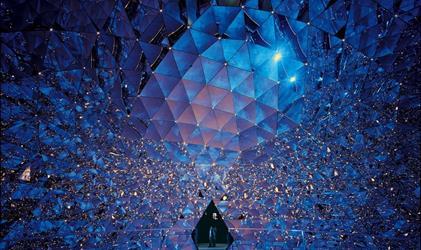 Magické muzeum křišťálů Swarovski a vánoční Innsbruck