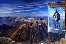 Cesta do nebe - hora Mont Blanc, Chamonix a Ženeva
