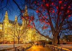 Silvestr ve Vídni - silvestrovské slavnosti