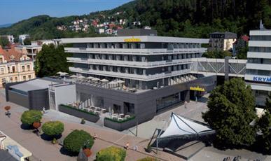 Trenčianské Teplice hotel SLOVAKIA