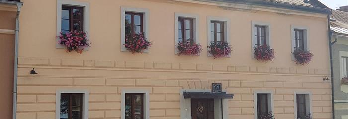 Apartmány A.Ša