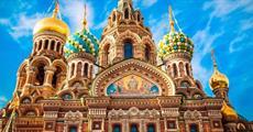 Carský Petrohrad