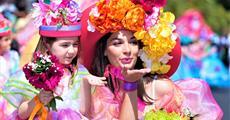 Květinové slavnosti na Madeiře