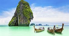 Velká cesta jižním Thajskem