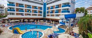 Hotel Blue Wave Suite