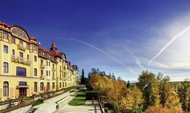 Grandhotel Praha ****
