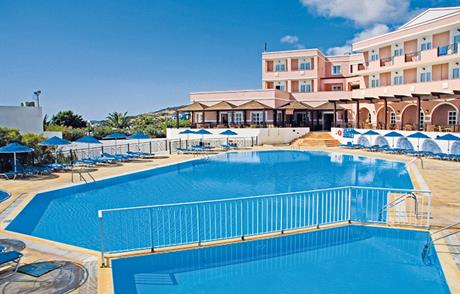 Hotel Sunshine Crete Beach