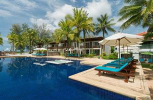 Resort The Briza Beach