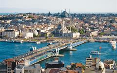 Orientální Istanbul