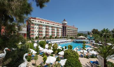 SAPHIR HOTEL & VILLAS ****