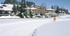 Sonnenbichl, Hotel am Rotfischbach