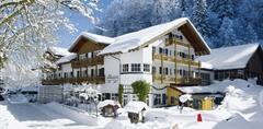 Zugspitze Berghotel Hammersbach