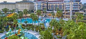 Hotel Kirman Group Arycanda De Luxe