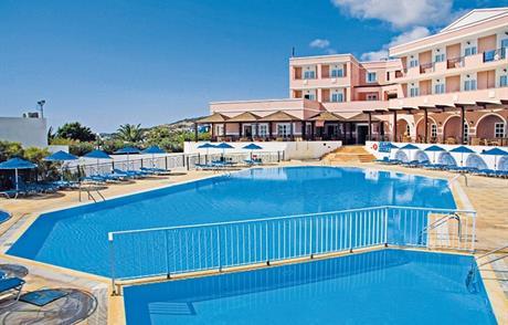 Hotel Sunshine Crete Beach