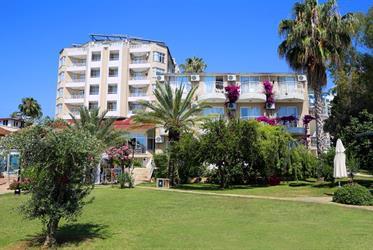 Hotel Incekum Su