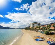 Resort Oceanic Khorfakkan Resort & Spa