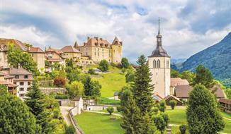 Bernina Express a Golden Pass Classic