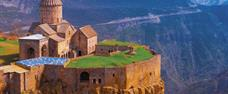 Nejkrásnějšími kouty Arménie