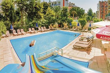 Hotel Kleopatra Celine
