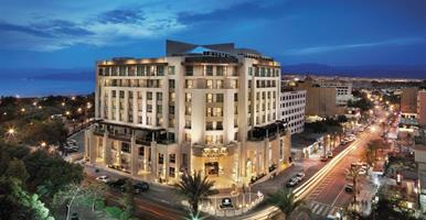 Hotel Double Tree Aqaba Hilton
