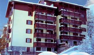 Priv. apartmány Aprica