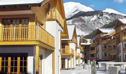 Appartmentanlage Schönblick Mountain Resort