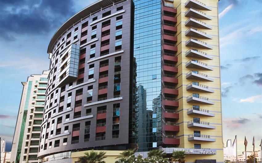 Grand Belle Vue Hotel Apartment