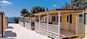 Mobilní domky i karavany Put Primorja