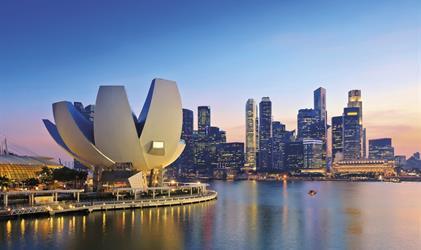 Singapur, Malajsie s pobytem na Penangu nebo Langkawi