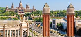 Barcelona – letecké víkendy