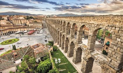 Poklady španělského kulturního dědictví UNESCO