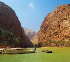 Nejkrásnější místa Ománu