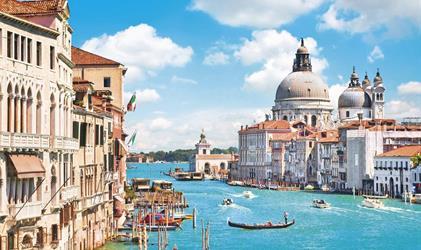 Benátky - letecký víkend
