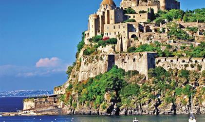 Termální ostrov Ischia s návštěvou Neapolského zálivu v ceně