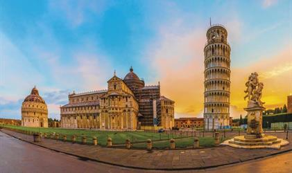 Florencie, Pisa, Lucca - prodl. letecké víkendy