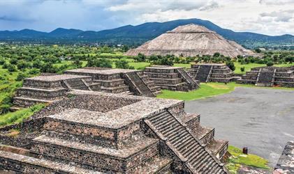 Mexiko - perly koloniální architektury s odpočinkem v Acapul