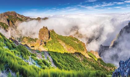Madeira - místa známá i neznámá, trekking s Janem Kubištou