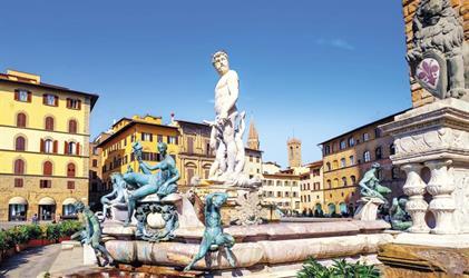 Řím - letecké víkendy s návštěvou Florencie