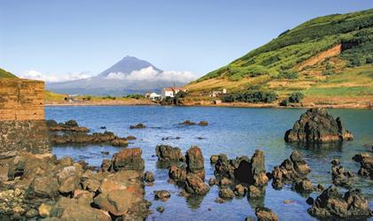 Azorské ostrovy - TERCEIRA - Sao Jorge - Pico - Faial
