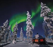 Finsko - magická krása zimního severu