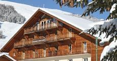 Residence Ours Blanc