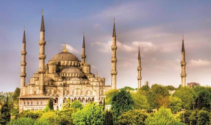 Istanbul - letecký eurovíkend