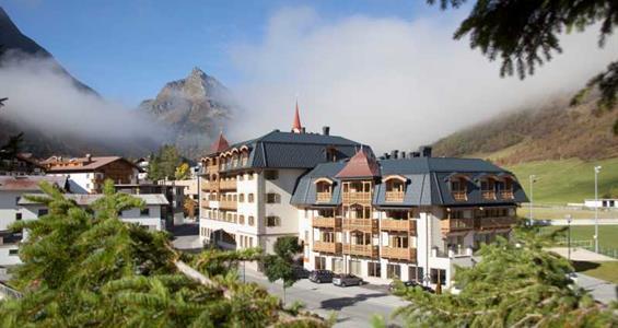 Hotel Fluchthorn
