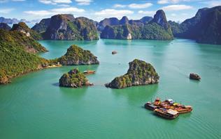 Grand tour Vietnamem - od severu k jihu